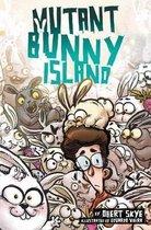 Boek cover Mutant Bunny Island van Obert Skye