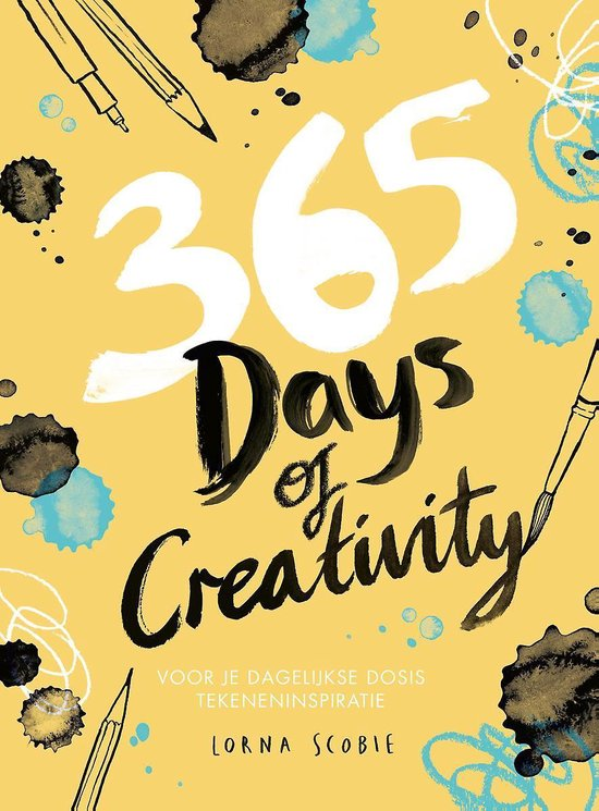 365 Days of Creativity' - Lorna Scobie |