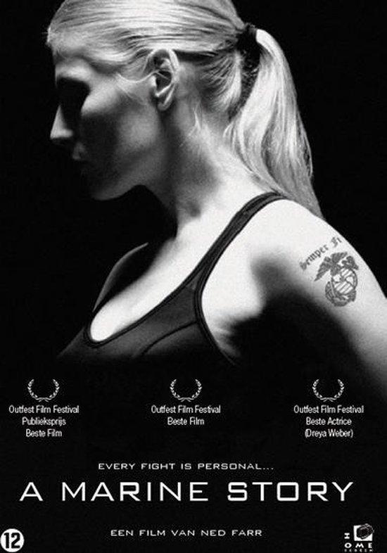 Cover van de film 'Marine Story'