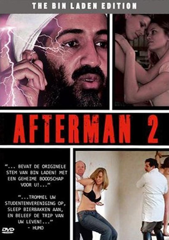 Cover van de film 'Afterman 2'