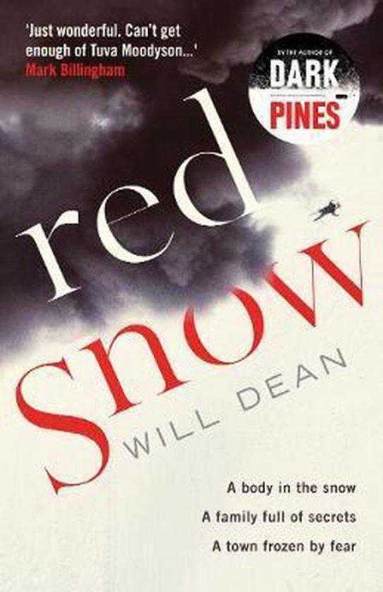 Boek cover Red Snow van Will Dean (Hardcover)