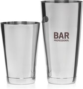 Bar Professional Boston Shaker 80 cl - RVS
