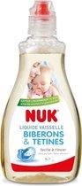 NUK 10750327 Flessenreiniger 500ml - Reinigen van flesse, spenen en accessoires