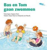 Prentenboek Bas en tom gaan zwemmen