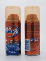Gillette Fusion Scheergel - Hydrating 75 ml