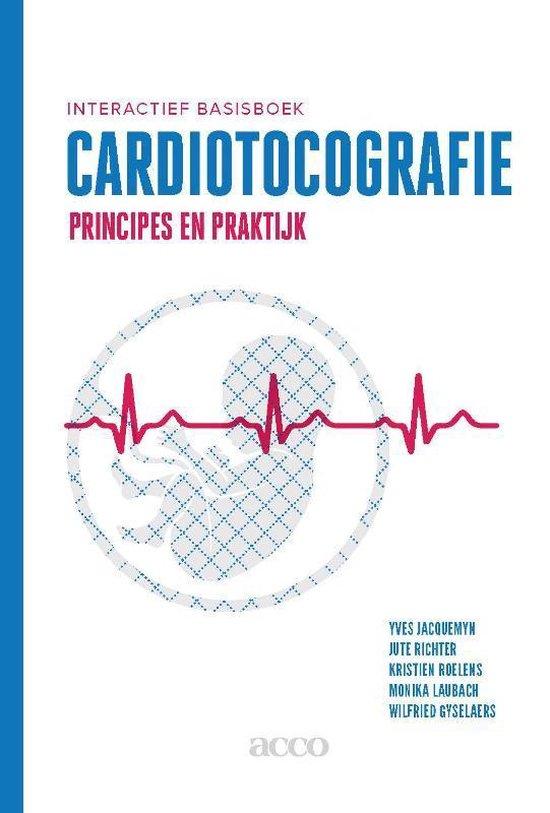 Interactief basisboek cardiotocografie - Yves Jacquemyn pdf epub