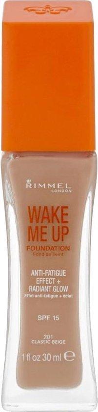 Rimmel - Wake Me Up Foundation - Classic Beige - Beige
