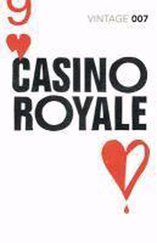 Boek cover Casino Royale van Professor of Organic Chemistry I (Paperback)