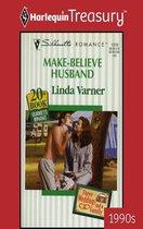 Omslag Make-Believe Husband