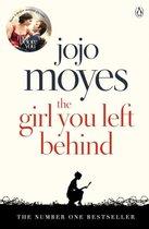 Boekomslag van 'Girl You Left Behind'