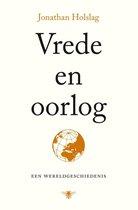 Boek cover Vrede en oorlog van Jonathan Holslag (Onbekend)