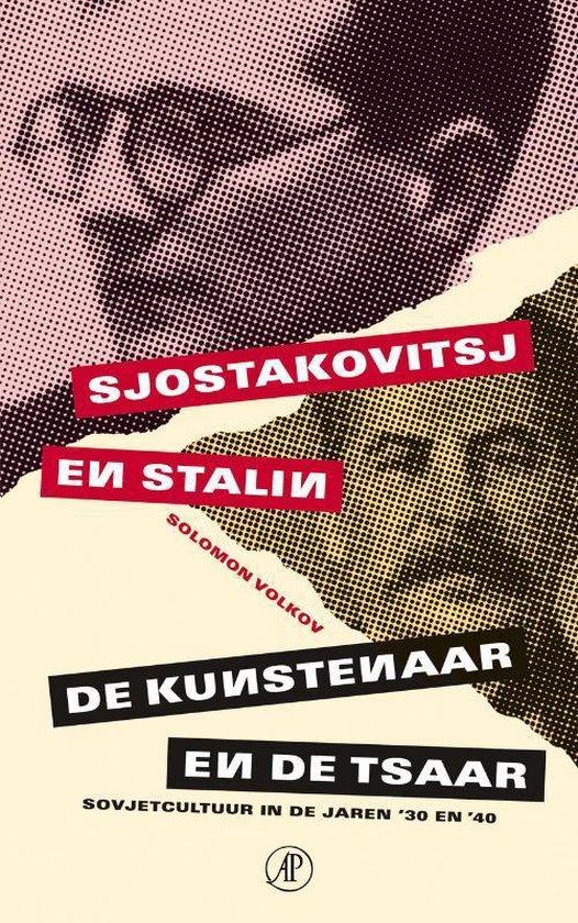 Sjostakovitsj En Stalin - Solomon Volkov  