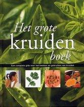Boek cover Grote kruidenboek van Jennie Harding