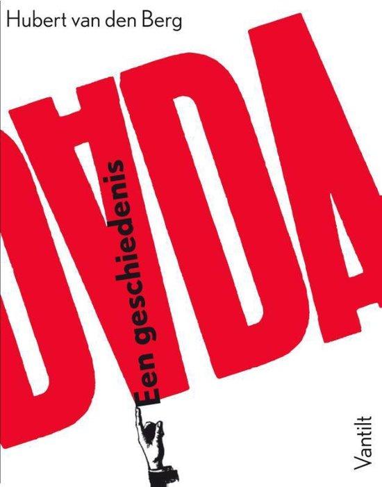 Dada een geschiedenis - Hubert van den Berg  