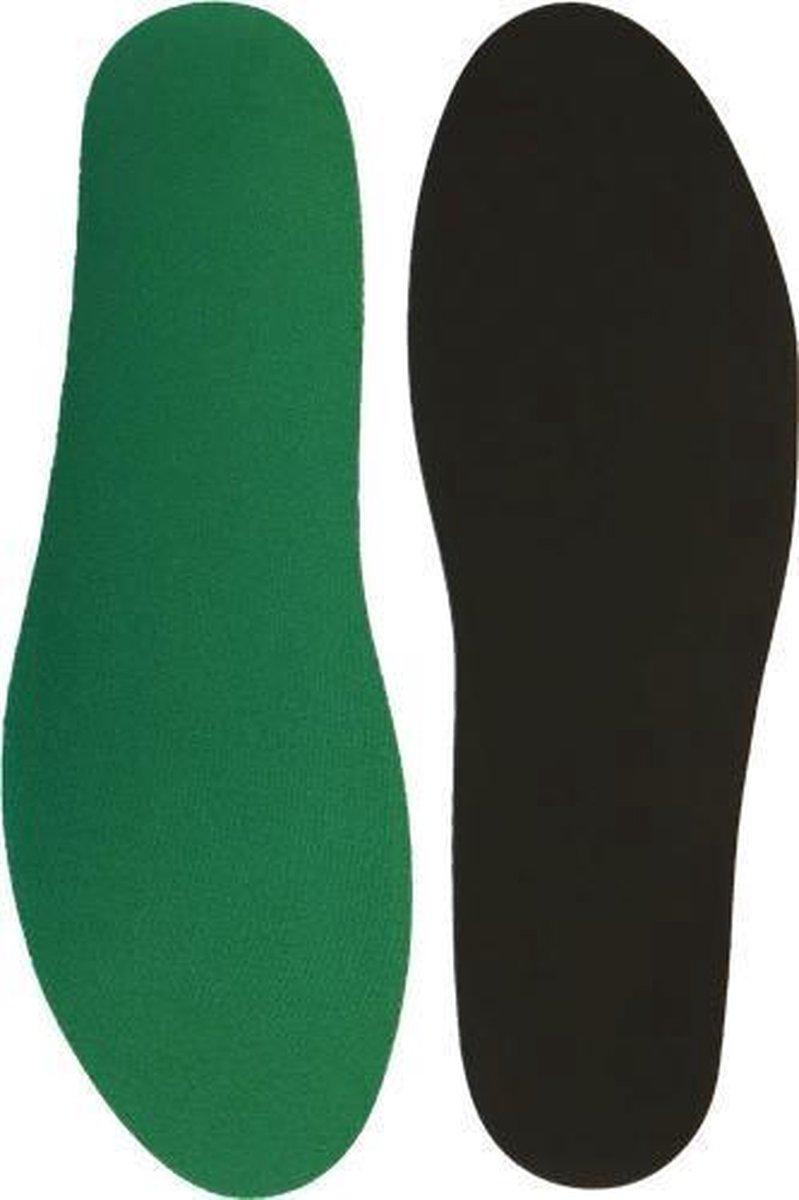 Spenco Inlegzool Rx Comfort Groen Maat 46/48