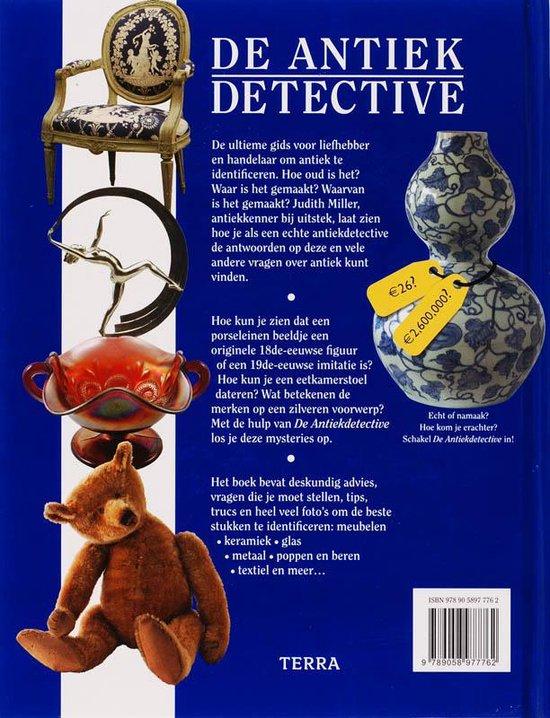 De antiek detective - Judith Miller