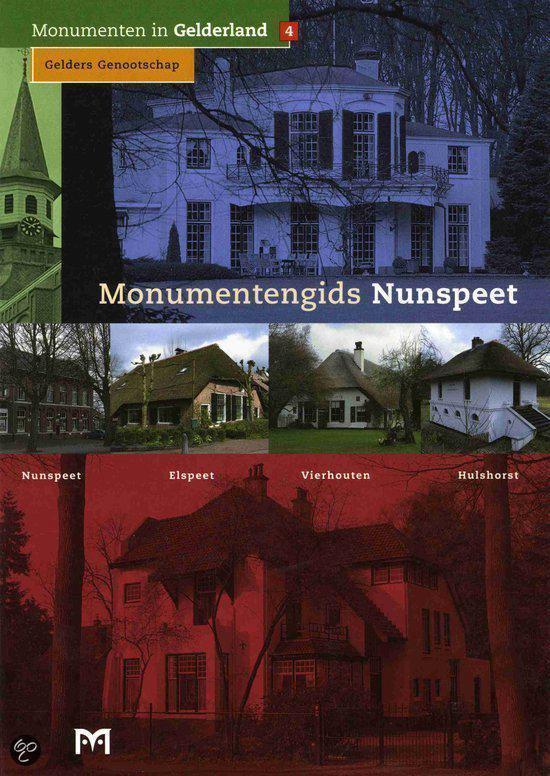 Monumentengids Nunspeet - L. Vroom |