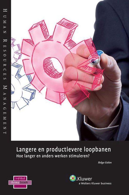 Langere en productievere loopbanen - Helga Gielen  