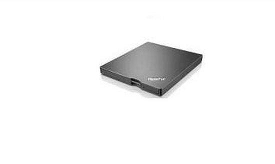 Lenovo ThinkPad UltraSlim USB DVD Burner optisch schijfstation Zwart DVD±RW