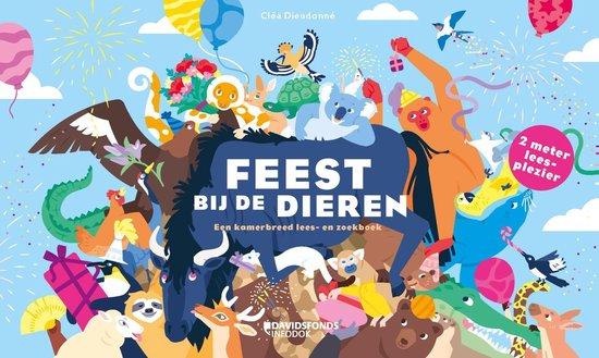 Feest bij de dieren - Cléa Dieudonné | Readingchampions.org.uk