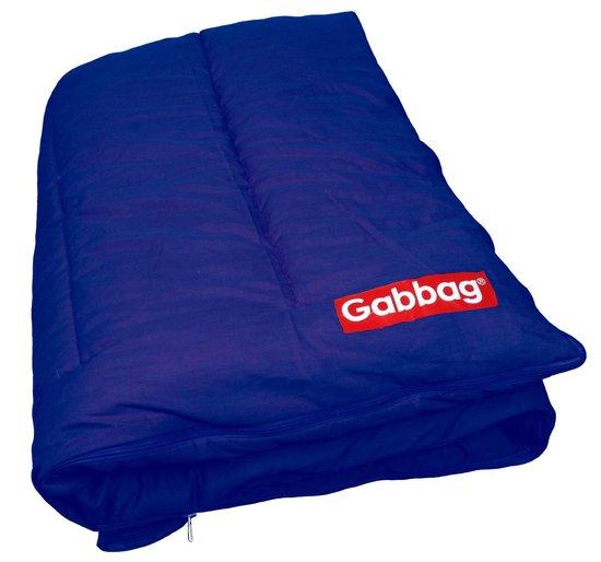 Gabbag Big Fish - Slaapzak - 160x70 cm - Blauw - Gabbag