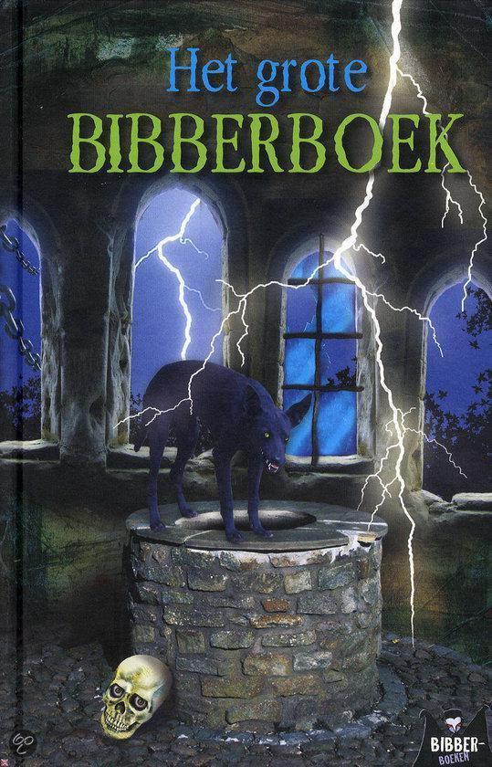 Boek cover Het grote bibberboek van Guy Didelez (Hardcover)