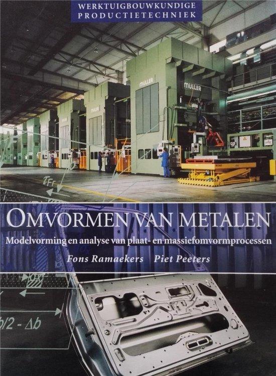 Omvormen van metalen - J.A.H. Ramaekers  