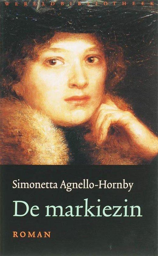 De markiezin - Simonetta Agnello-Hornby |