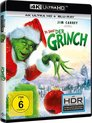 Dr. Seuss' How The Grinch Stole Christmas (2000) (Ultra HD Blu-ray & Blu-Ray)