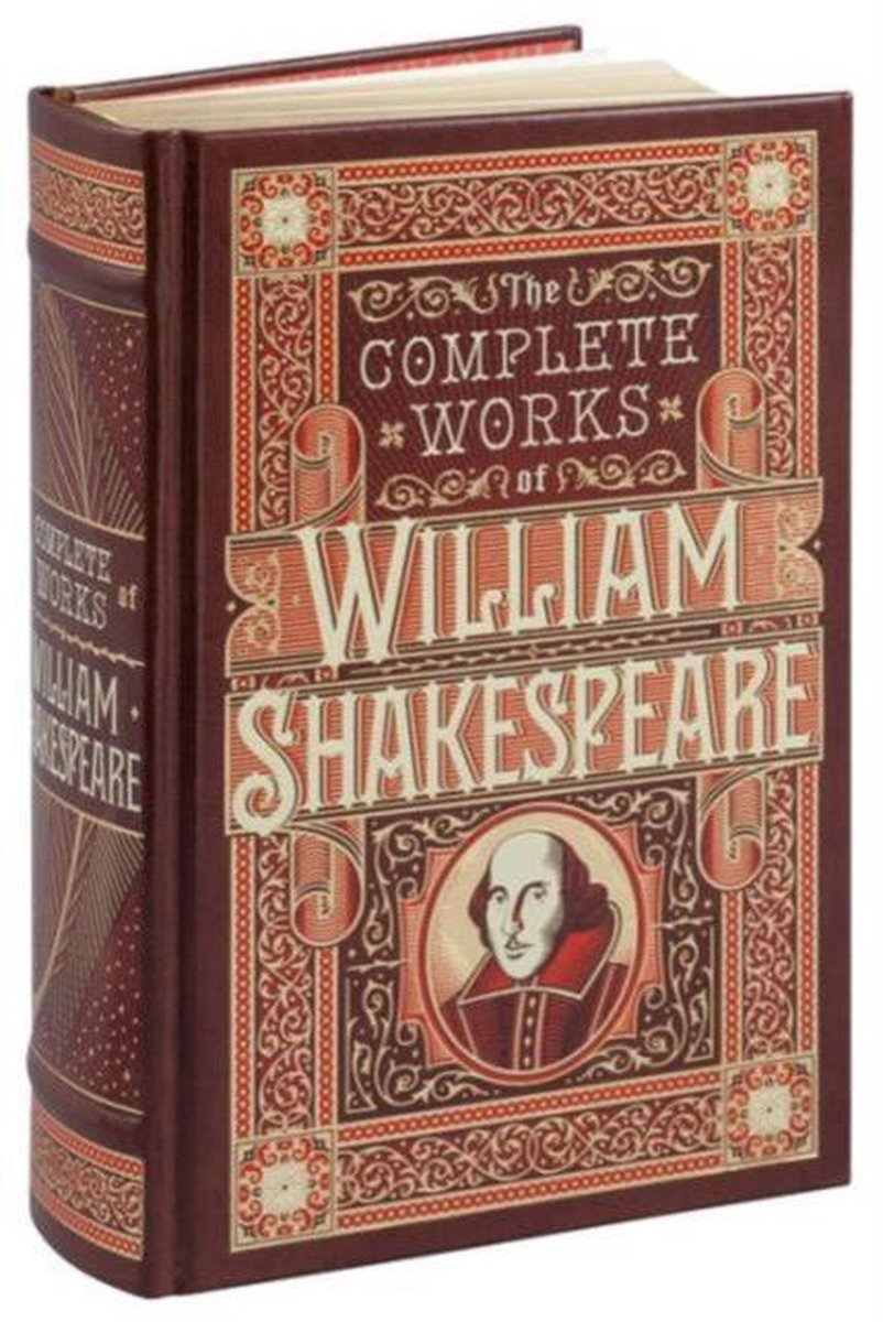Complete Works of William Shakespeare (Barnes & Noble Collectible Classics