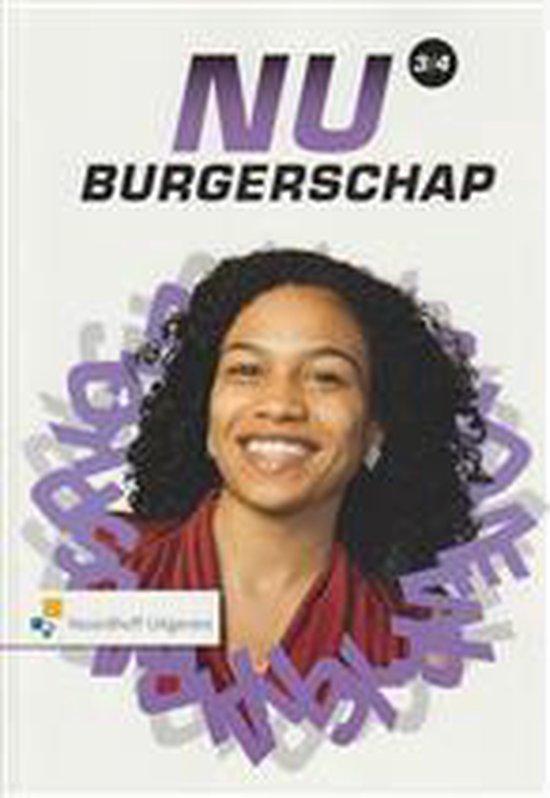 NU Burgerschap 3/4 Leerwerkboek - Onbekend pdf epub