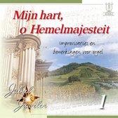 Mijn hart, o Hemelmajesteit (Improvisaties en bewerkingen voor orgel) - Jubal Juwelen 1