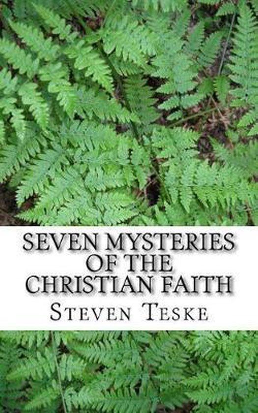 Boek cover Seven Mysteries of the Christian Faith van Steven Teske