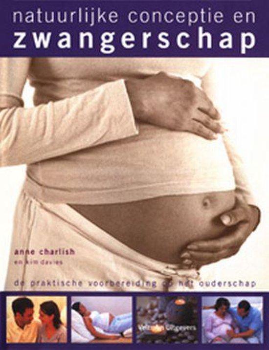 Natuurlijke Conceptie En Zwangerschap - Anne Charlish  