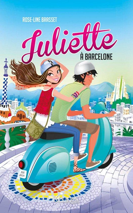 Omslag van Juliette à Barcelone