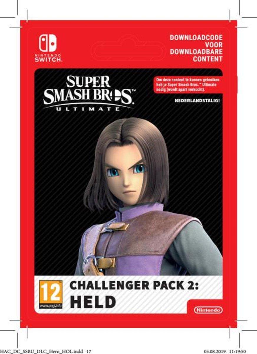 Super Smash Bros Ultimate - Hero Challenger Pack - Nintendo Switch Download