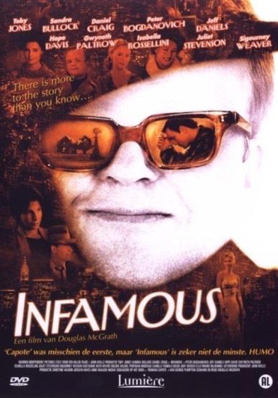 Cover van de film 'Infamous'