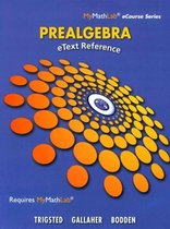 MyLab Math Prealgebra Student Access Kit and eText Reference