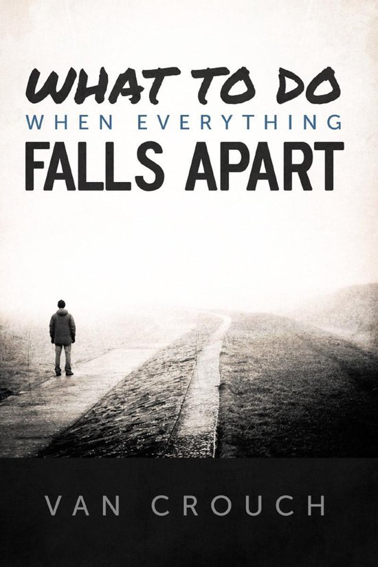 Omslag van What to Do When Everything Falls Apart