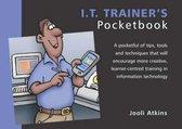 Boek cover The IT Trainers Pocketbook van Jooli Atkins