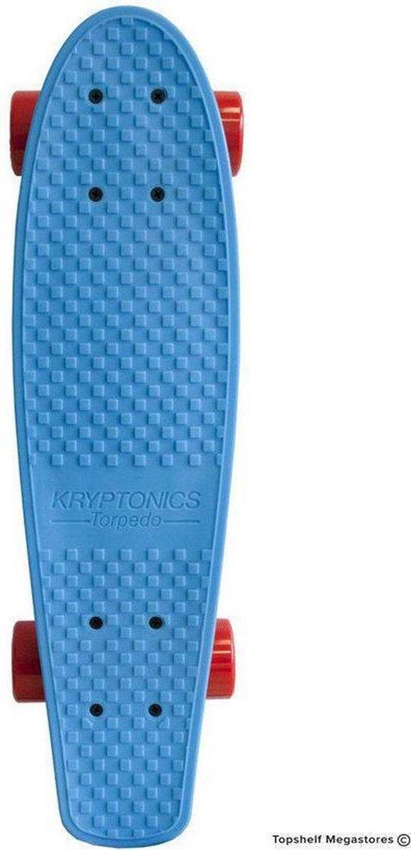 Kryptonics Torpedo Board blauw