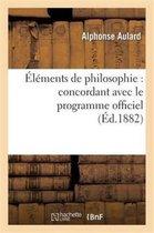 Elements de Philosophie