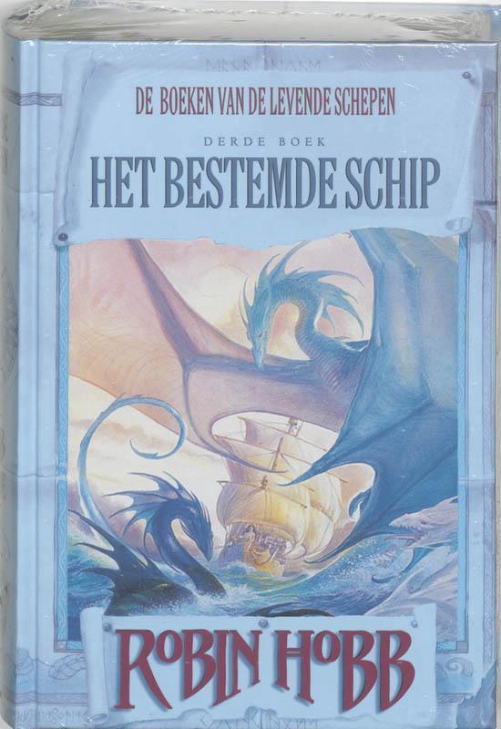 Het Bestemde Schip - Robin Hobb |