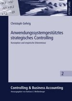 Anwendungssystemgestuetztes Strategisches Controlling