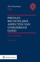 Ars notariatus 120 -   Privaatrechtelijke aspecten van onroerend goed