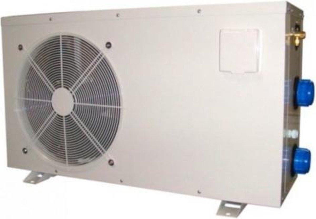Interline Warmtepomp Pro 8,5 Kw 95 X 30 X 56 Cm Staal Grijs