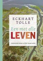 Boek cover Een met alle leven van Eckhart Tolle