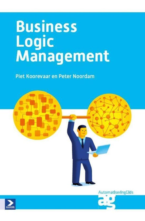 Business logic management - Piet Koorevaar |