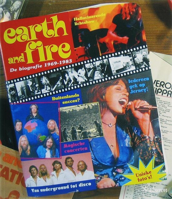 Earth and Fire - F. Hermsen | Fthsonline.com