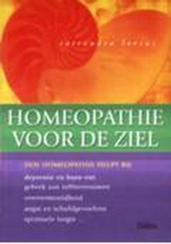 Homeopathie Voor De Ziel - Cassandra Lorius  